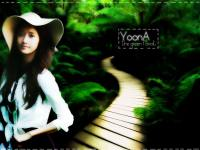 Yoona the green forest