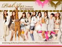 Girl's generation pink