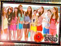 ::SNSD_on_holiday::