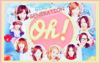 SNSD - oh japanese VER.