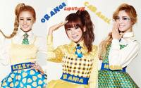 Orange Caramel - Lipstick part 3