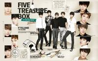 FTISLAND:  five treasure box part 2