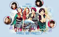 Miss A :shall we party ?