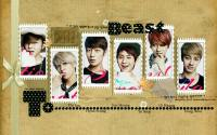 Beast: Miss you baby