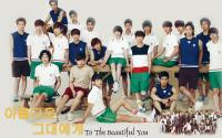 To The Beautiful You Poster