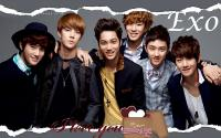 EXO:  Autumn  >>> K part 1