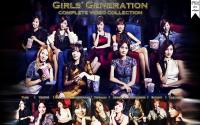 GIRLS' GENERATION ♥ COMPLETE VIDEO COLLECTION ver.1