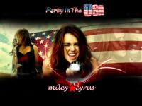 miley cyrus [party in the usa]