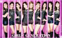 SNSD _The New Yorker Magazine Oct 2012