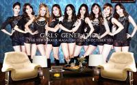 Girls' Generation ::The New Yorker Magazine Issue October 2012::