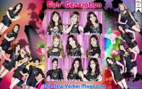 GIRLS' GENERATION ♥ The New Yorker Magazine