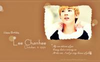 HBD Lee Chanhee