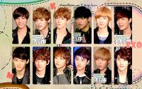 EXO: is a charming boys