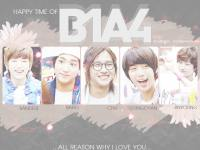 Happy Time of B1A4