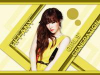 SNSD ♥ Tiffany @ First Look Magazine