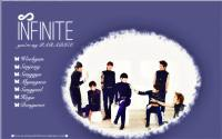 INFINITE : You're my paradise