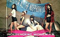 Miss A : comeback Independent Woman
