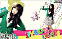 Jiyeon so color