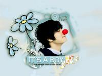 JYJ: It's a boy KJJ