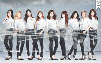 "GIRLS' GENERATION ♥ ""G-Star Raw"" Japan"