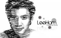 Wang Lee Hom (Typography)