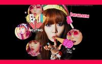 "HyunA : cute"" ICE CREAM"