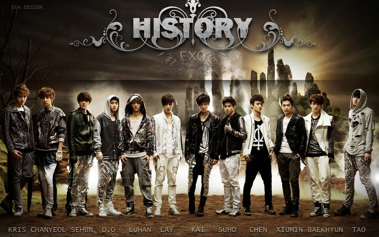 exo history bing images