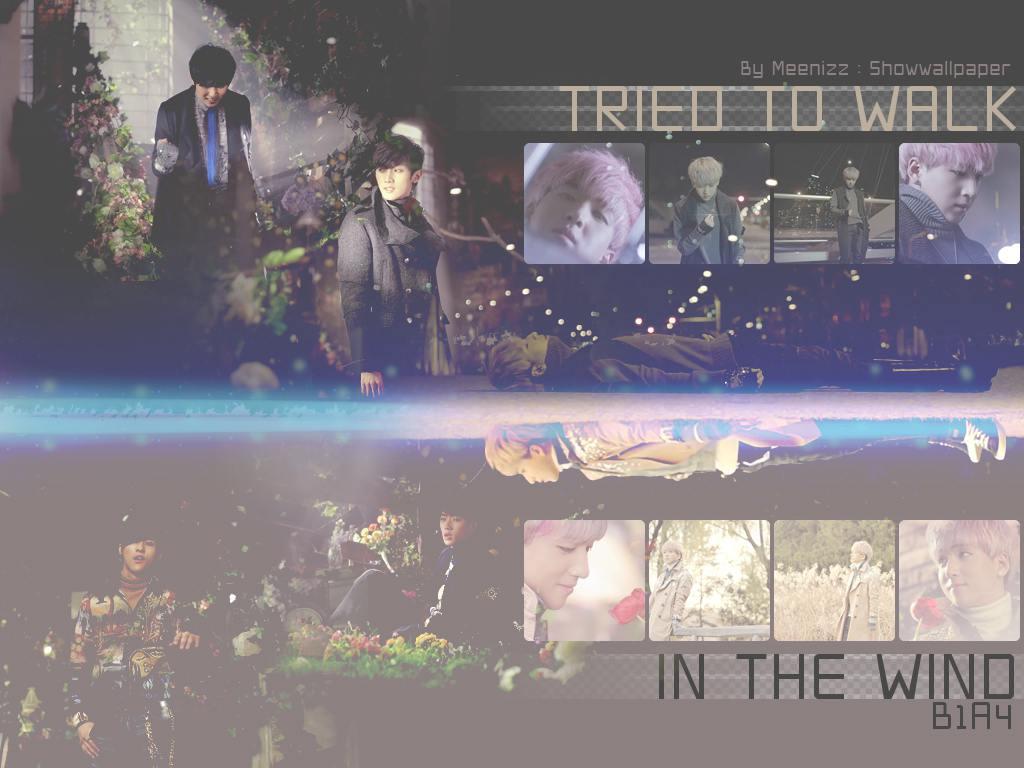 B1A4 -MV TRIED TO WALK     B1a4 Tried To Walk Wallpaper