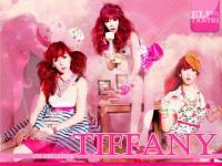 Tiffany SNSD On Megazine