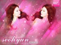 seohyun SNSD the Pink Back
