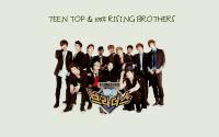 Teen Top & 100% Rising Brothers