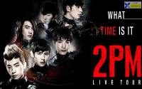 2pm@ WHAT TIME IS IT LIVE TOUR