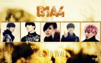 B1A4 : TRIED TO WALK IN THE WIND 3RD MINI ALBUM