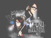 CNU :: B1A4「Tried To Walk」