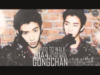 GONGCHAN :: B1A4「Tried To Walk」