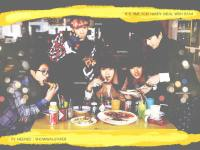 Happy meal with B1A4