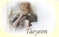 Taeyeon - All My Love's For You