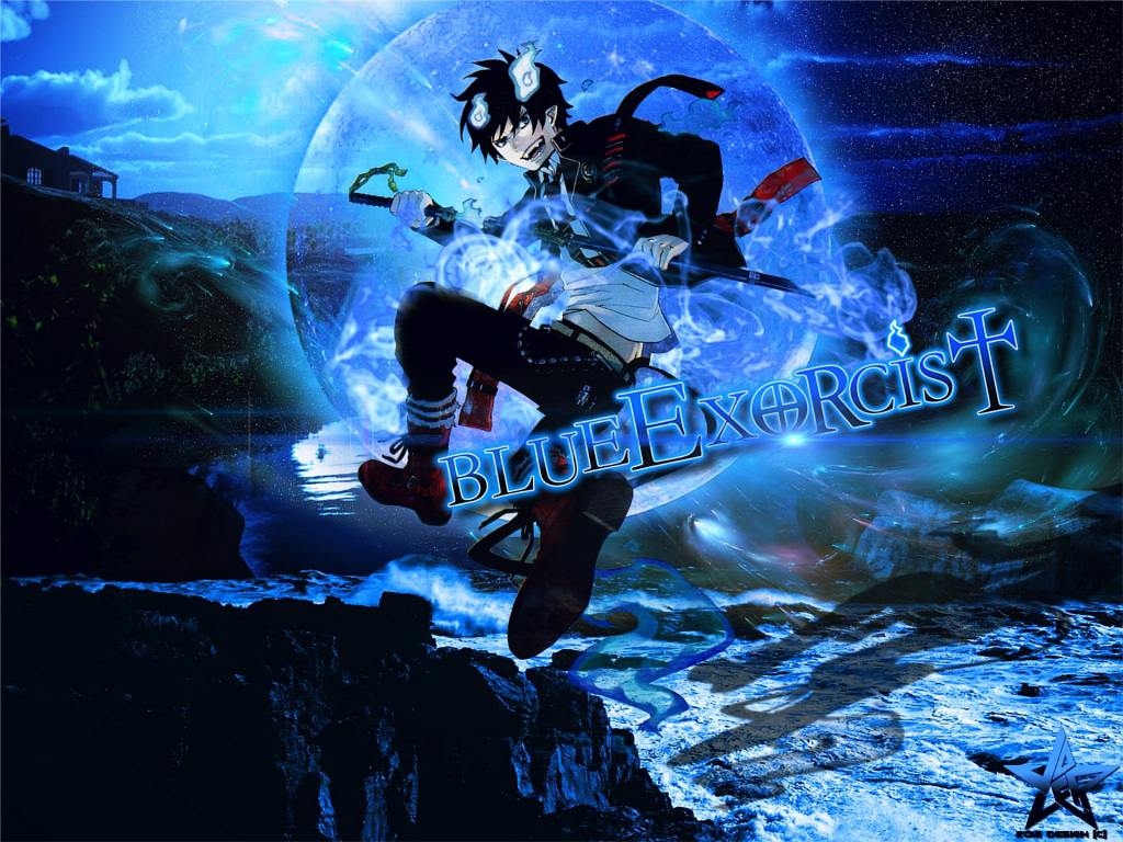 epic blue exorcist wallpaper - photo #18