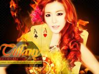 Tiffany - Fire Graphic