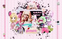 Jessica @ Legally Blonde The Musical ver.cartoon