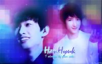 Super Junior : HanHyuk I always by your side.