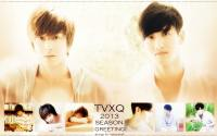 TVXQ : 2013 Seasons Greeting