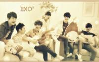 EXO-K :: THE FACE SHOP ads