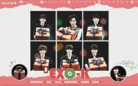 EXO- K ♥ gifts for you calendar