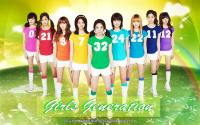 """Snsd In Colourful World"""