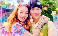 Hara & Siwan-secret love