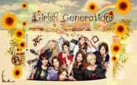 Girls' Generation ANAN Magazine[SCRAPBOOK]