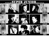 Super Junior-BACK B&W