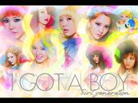 Girl generation - I got a boy . SNSD - GG . des kimnop200