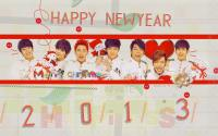 infinite: merry chritsmas &happy newyear 2013